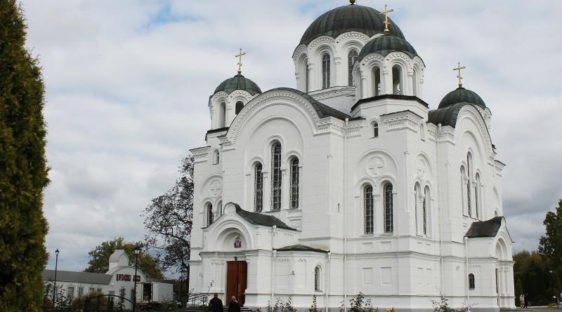 Кочанова приезд в монастырь